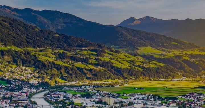 Investitionen und Innovationen und Tirol